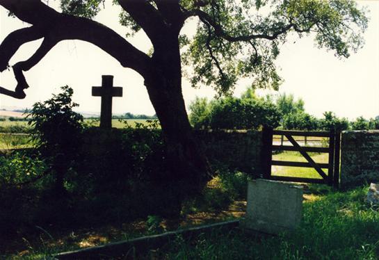 funeral churchyard